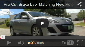 Pro-Cut brake lab